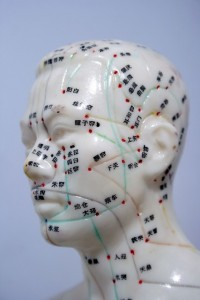 Acupuncture treatment and healing